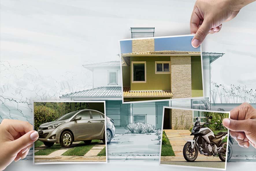 Consórcio de Carro, Moto ou Imóvel-rd